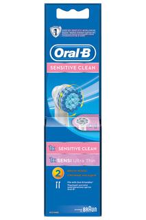 Насадки ORAL-B Sensitive, 2 шт ORAL B