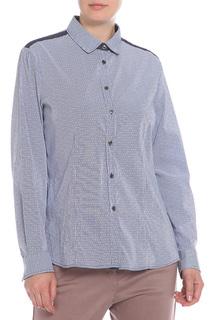 Полуприлегающая рубашка с застежкой на пуговицы Elena Miro