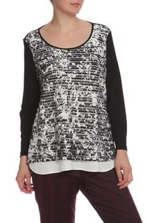 Полуприлегающая футболка с принтом LUISA VIOLA
