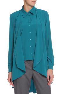 Блуза со шлейфом Adzhedo
