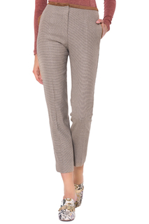 Укороченные брюки с карманами JN