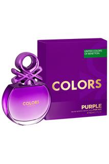 Benetton Colors Purple 80 мл Benetton