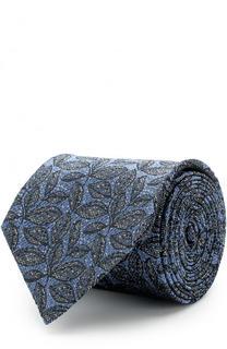 Шелковый галстук Z Zegna