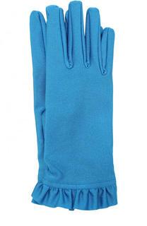 Перчатки с оборками Balenciaga