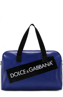 Сумка с логотипом бренда Dolce & Gabbana
