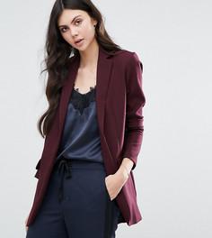Длинный пиджак Alter Tall - Красный
