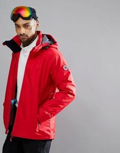 Пальто Surfanic Airwave - Красный