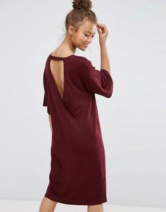 Платье-футляр B.Young - Красный