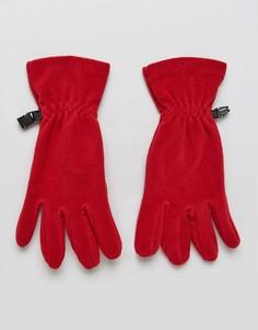 Флисовые перчатки Hunter Original - Красный