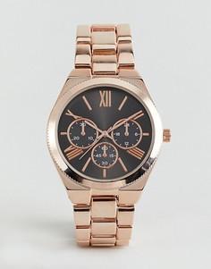 Часы цвета розового золота ALDO Gwosa - Золотой