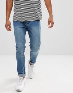 Светлые зауженные джинсы Dead Vintage - Синий