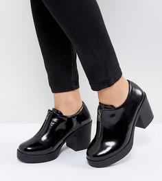 Туфли на каблуке для широкой стопы ASOS WELCOME - Черный
