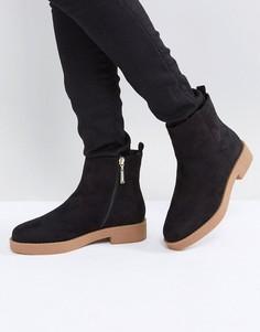 Ботинки ASOS ARCH - Черный