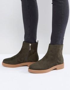 Ботинки ASOS ARCH - Зеленый