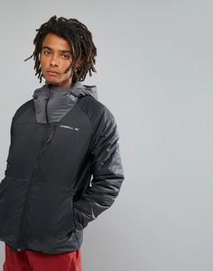 Черная утепленная ветровка ONeill Activewear Kinetic - Черный O`Neill