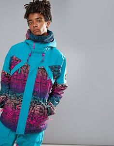 Куртка с принтом в стиле 90-х ONeill Reissue 91 - Синий O`Neill