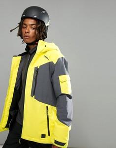 Желтая горнолыжная куртка ONeill Cue - Желтый O`Neill