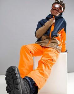 Оранжевые горнолыжные брюки ONeill Hammer - Оранжевый O`Neill