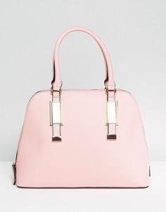 Светло-розовая сумка-тоут с ручкой сверху ALDO - Красный