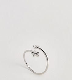 Серебряное кольцо со звездами Kingsley Ryan - Серебряный