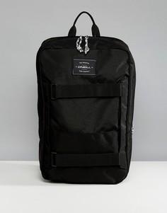 Черный рюкзак объемом 20 литров ONeill Boarder Plus - Черный O`Neill