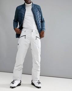 Белые лыжные брюки Peak Performance Hakuba P - Белый