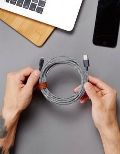 Зарядный кабель для iPhone Native Union Premium, 3 м - Мульти