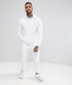 Белый спортивный костюм ASOS - Белый