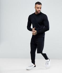 Черный спортивный костюм ASOS - Черный