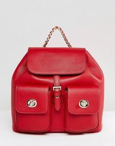 Красный рюкзак Marc B - Красный