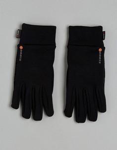 Флисовые перчатки Barts - Черный