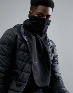 Флисовый шарф Barts - Черный
