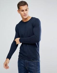 Темно-синий джемпер Tom Tailor - Темно-синий