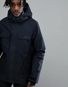 Черная горнолыжная куртка классического кроя Oakley Lookout Gore BZI - Черный