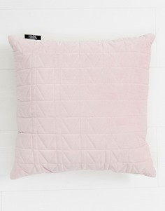 Стеганая диванная подушка Karl Lagerfeld - Мульти