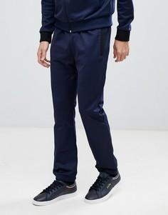 Синие спортивные штаны Fred Perry - Синий