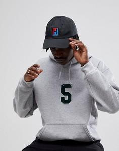 Бейсболка с логотипом HUF - Черный