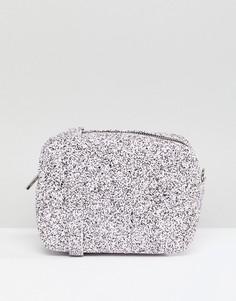 Блестящая сумка через плечо Skinnydip - Мульти