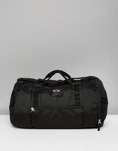 Черная сумка дафл вместимостью 30 л Oakley Holbrook - Черный