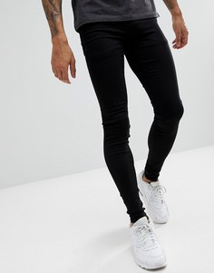 Черные джинсы скинни Blend Flurry - Черный