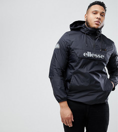 Черная куртка Ellesse Plus Ion - Черный