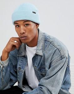 Синяя шапка-бини HUF Usual - Синий