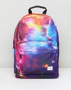 Рюкзак с галактическим принтом Spiral - Мульти