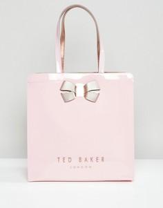 Сумка с бантиком Ted Baker - Розовый