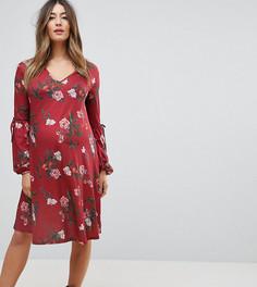 Платье миди с цветочным принтом Bluebelle Maternity - Мульти
