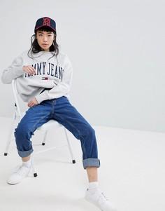 Свитшот Tommy Jeans - Серый