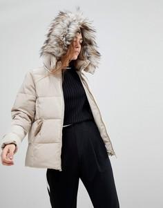 Дутая куртка Only - Розовый