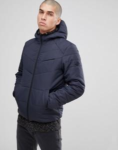Стеганая куртка Only & Sons - Темно-синий