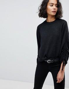 Джемпер AllSaints - Черный