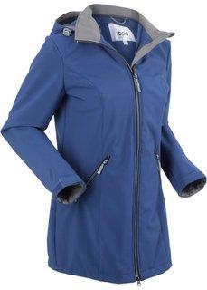 Куртка-стретч софтшелл (ночная синь) Bonprix